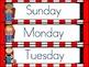 Movie Time Calendar (Hollywood Theme)