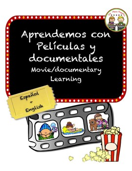 Movie Time Learning ~Aprendemos con películas y documentales~