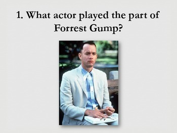 Movie Trivia Powerpoint Project