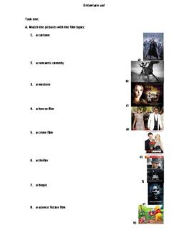 Movie Types.