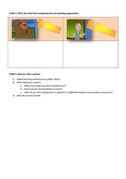 Movie Worksheet: Hey, Arnold - New Math Teacher