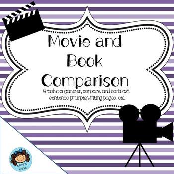 Movie and Book Comparison