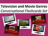Movie and Television Genres in Spanish - Conversational Fl