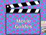 Twenty Movie and Musical guides no prep sub music plans!