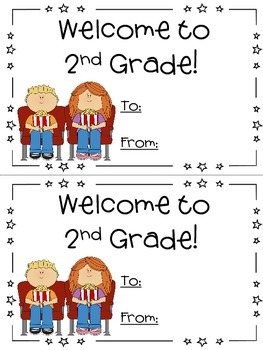 Movie theme - First day of school card - Back to School