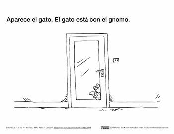 """MovieTalk: Simon's Cat """"Let Me In"""""""