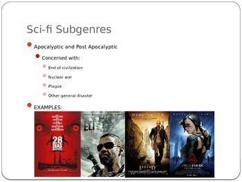 Movies Genre: Sci-Fi