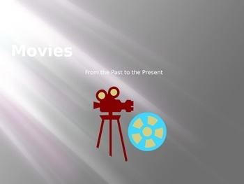 Movie's from the Past, Present, and Future