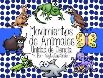 Movimiento de Animales: Animal Movement