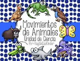 Movimiento de Animales: Animal Movement