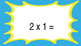Movin' Math: Multiplying by 2