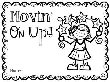 Movin' On Up - Freebie