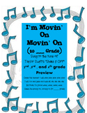 Movin On to ___ Grade (to Shake it Off)