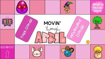 Movin' Through April Game