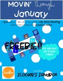 Movin' Through January Freebie