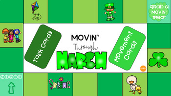 Movin' Through March Game