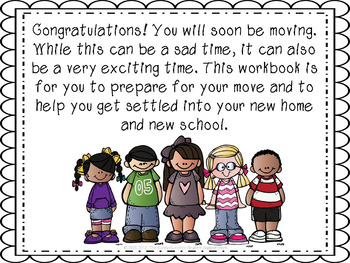 Moving Away Starting A New School