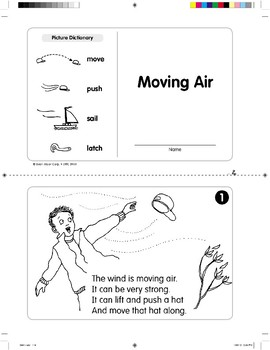 Moving Air (Level G)