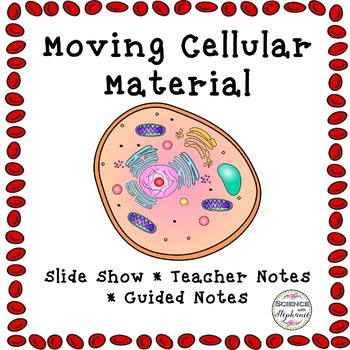 Moving Cellular Material Bundle