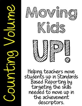 Moving Kids UP! Counting Volume