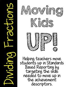 Moving Kids UP! Dividing Fractions