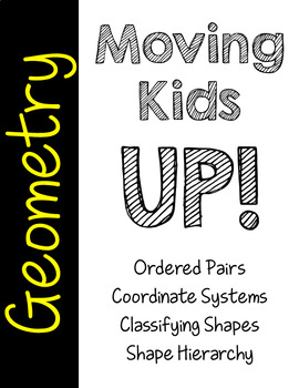 Moving Kids UP! Geometry