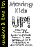 Moving Kids UP! Numbers and Base Ten Packet