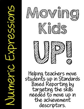 Moving Kids UP! Numeric Expressions
