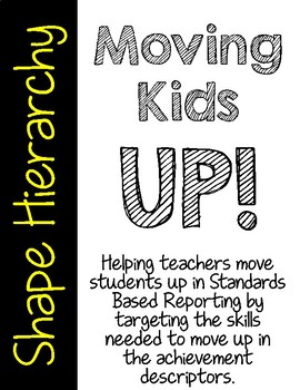 Moving Kids UP! Shape Hierarchy