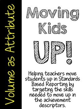 Moving Kids UP! Volume as Attribute