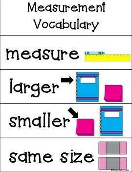 Moving & Measuring in the Classroom: Standard and Nonstandard Measurement