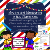 Moving & Measuring in the Classroom: Standard and Nonstand