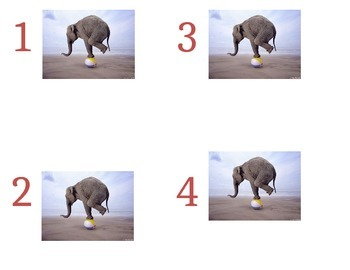 Moving Numbers Math Game