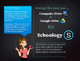 Moving Resources into Schoology