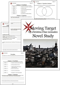 Moving Target by Christina Diaz Gonzalez Novel Study
