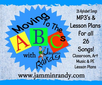 Moving To The ABC's (Bundle)