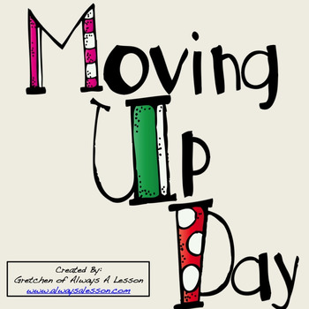A Day in the Life of a 3rd Grader: Moving Up Day Presentation