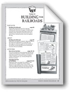 Moving West: Building the Railroads (Pocket 10)