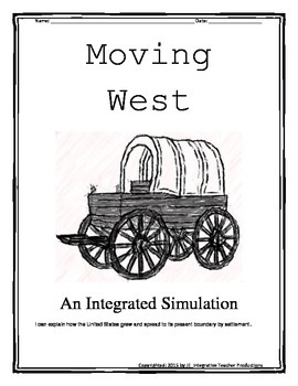 Moving West Close Reading and Simulation