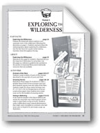 Moving West: Exploring the Wilderness (Pocket 3)