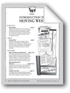 Moving West: Introduction (Pocket 1)