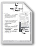 Moving West: Missionaries at Work (Pocket 4)