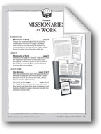 Moving West: Missionaries at Work (Pocket 4)
