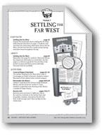 Moving West: Settling the Far West (Pocket 7)