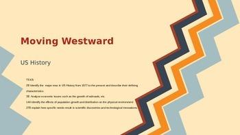 Moving Westward