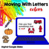 Moving With Colors--Distance Learning