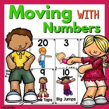 Moving With Numbers
