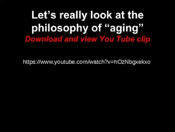 Moving from Ordinary to Extraordinary: Intentionally Aging WELL!