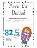 Moving the Decimal