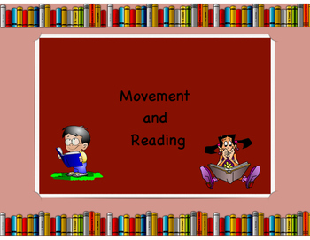 Moving through Reading